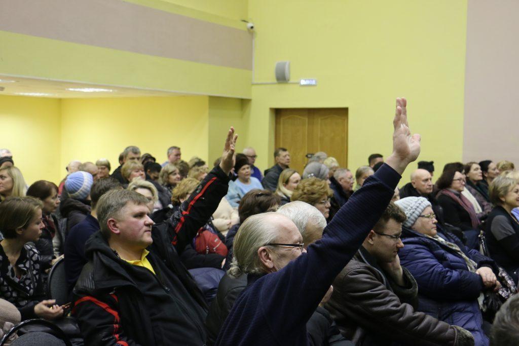 Встреча с жителями Южного Тушина состоится 16 октября