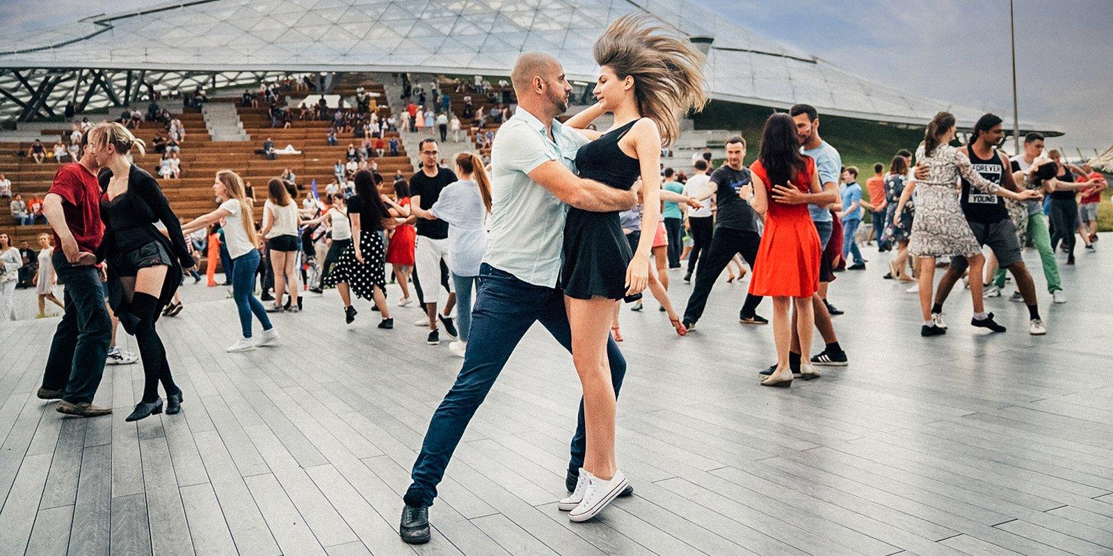 Бесплатно научиться танцевать смогут жители Южного Тушина